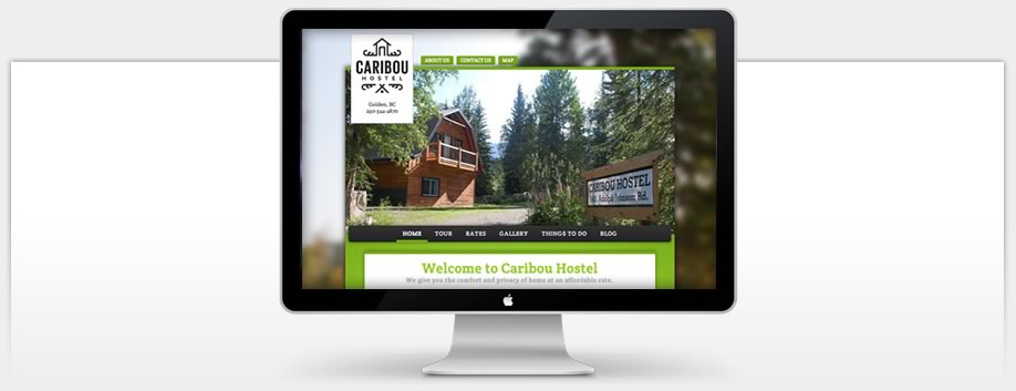 Caribou Hostel uses Ultra-Modern Technologies