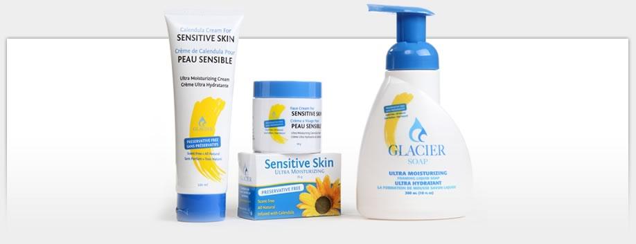 Glacier Soap - Packaging Materials