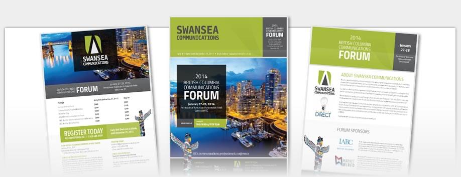 Swansea Forum Magazines - BC Communications Forum - Vancouver
